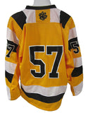 Adelaide Tigers Pro Look - Gold Semi Pro Jersey - #57