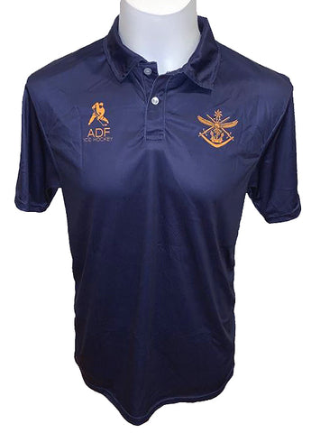 ADF Solid Colour Polo