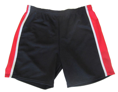 Athletic Knit – Tri Colour Multi-Purpose Sport Shorts