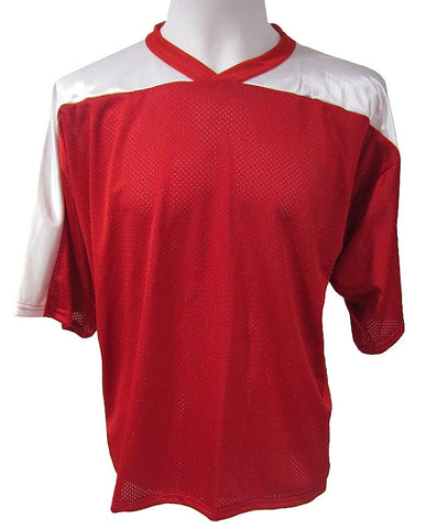 Athletic Knit - Lacrosse Jersey (Red-White)