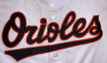 Baltimore Orioles MLB Majestic - Home Jersey