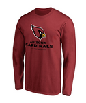 Arizona Cardinals NFL Fanatics - Team Lockup Long Sleeve T-Shirt