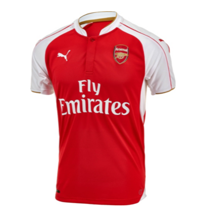 Arsenal FC EPL Puma - Home Soccer Jersey