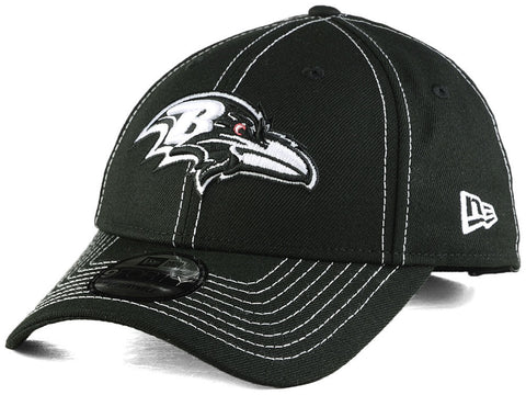 Baltimore Ravens NFL New Era - League Black 9FORTY Cap