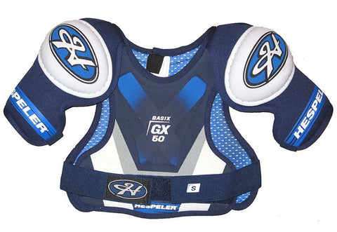 Hespeler Basix GX50 - Youth Shoulder Pads