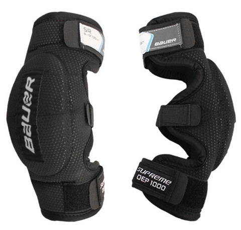 Bauer Supreme 1000 Referee Elbow Pads