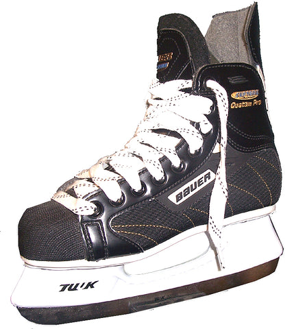 Bauer Supreme Custom Pro - Junior Hockey Skates