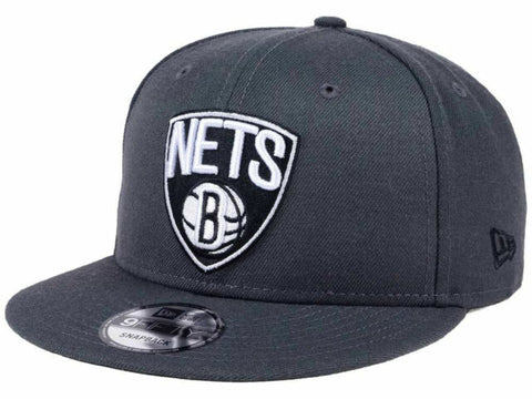 Brooklyn Nets NBA New Era - Solid Alternate 9FIFTY Snapback Cap