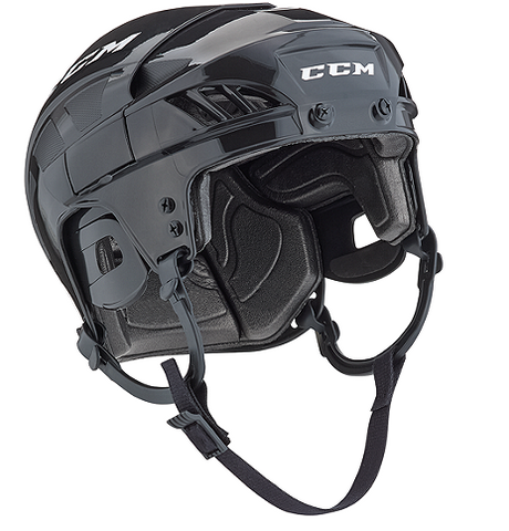 CCM FL40 - Black Hockey Helmet