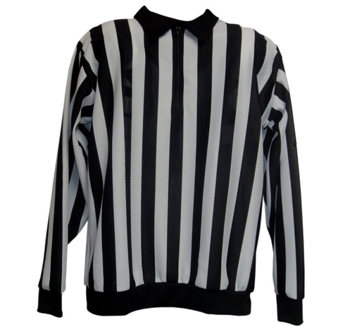CCM Referee - 1-4 Zip Jersey with Arm Snaps