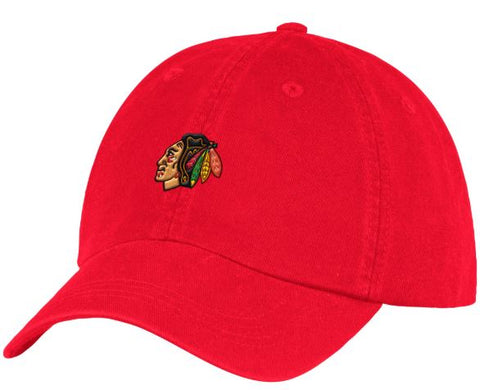 Chicago Blackhawks NHL adidas - Adjustable Dad Cap