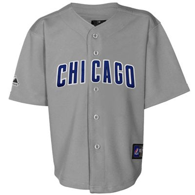 Chicago Cubs MLB Majestic - Away Jersey