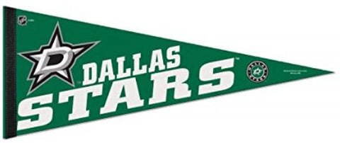"Dallas Stars - Official 29"" x 12"" NHL Pennant"