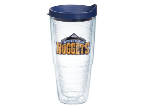 Denver Nuggets NBA 24oz Tervis Tumbler With Lid