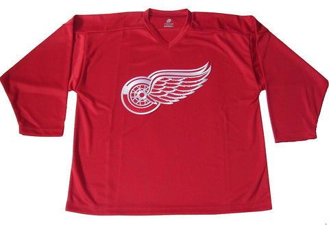 Detroit Red Wings Firstar - Red Practice Jersey