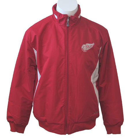 Detroit Red Wings Firstar - CLOSER Dugout Jacket