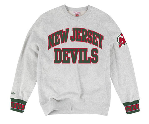 New Jersey Devils Mitchell & NessTeam Celebration Crew