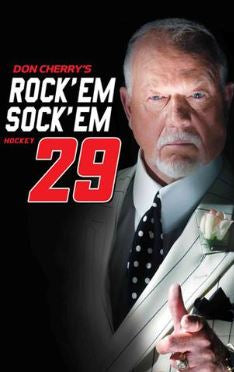 Don Cherry Rock'em Sock'em 29 DVD