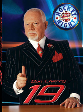 Don Cherry's Rock'em Sock'em Hockey 19 - DVD
