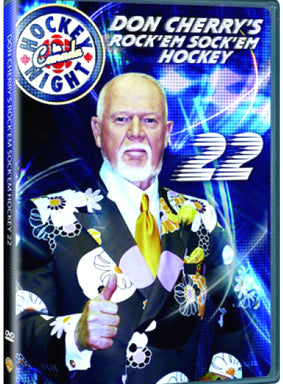 Don Cherry's Rock'em Sock'em Hockey 22 - DVD