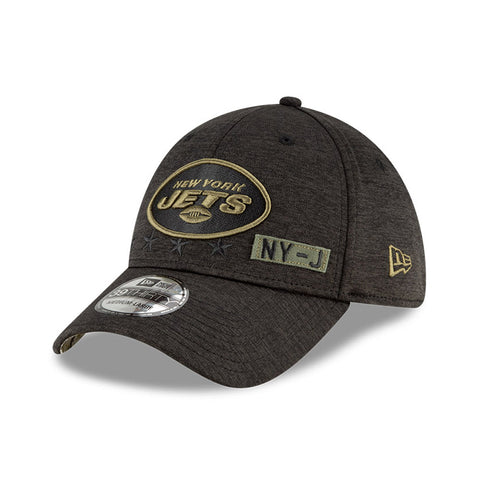 New York Jets NFL New Era - Salute to Service 39THIRTY Cap
