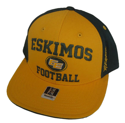 Edmonton Eskimos CFL Reebok - Player Hat