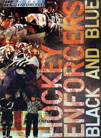 Hockey Enforcers: Black And Blue - DVD