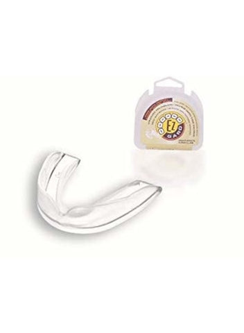 E-Z Guard Strapless Mouth Guard w- Case Senior
