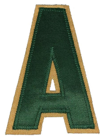 Assistant's A - Forest Green/Gold