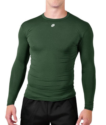 Firstar - CLOSE CALL Long Sleeve Top - Green