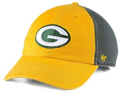 Green Bay Packers NFL '47 Brand - Transition CLEAN UP Cap