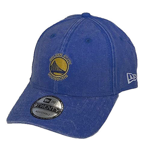 Golden State Warriors NBA New Era - Rugged Mini Logo 9TWENTY Cap
