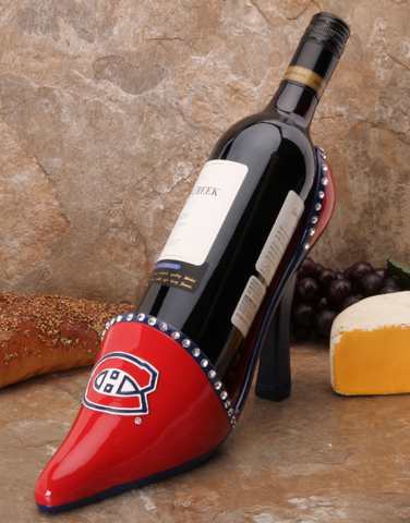 Montreal Canadiens NHL - Shoe Wine Bottle Holder