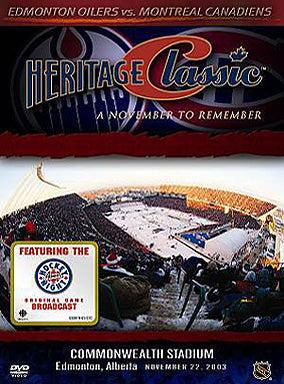 Heritage Classic: A November to Remember 2 DVD Set!