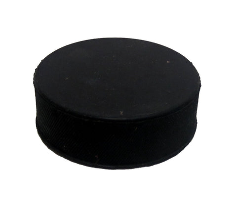 Regulation Black Ice Hockey Puck
