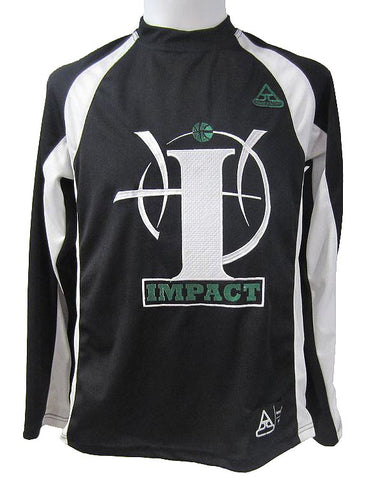 Impact Basketball Long Sleeve Shooting Shirt