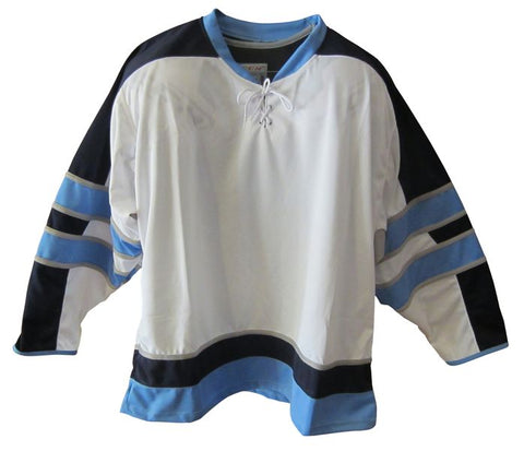 Winnipeg Jets Pro Look- White Practice Jersey