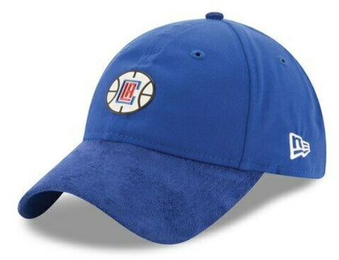 Los Angeles Clippers NBA New Era - On Court Collection 9TWENTY Blue Cap