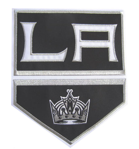 Los Angeles Kings - Full Size Twill Applique Logo