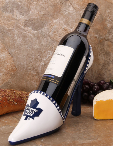 Toronto Maple Leafs NHL - Shoe Wine Bottle Holder
