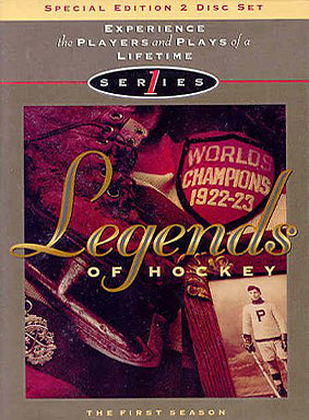 Legends of Hockey (Series 1) - 2 DVD Set