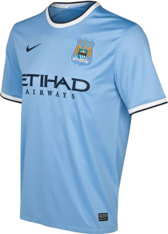 Manchester City EPL Nike - Home Jersey