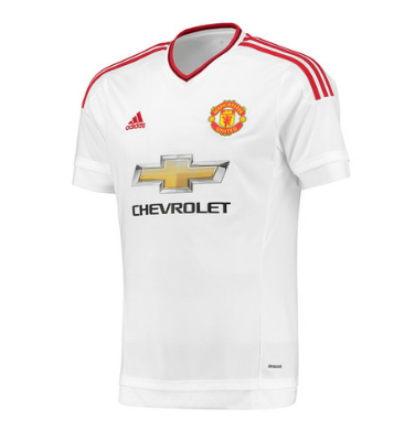 Manchester United EPL adidas - Away Jersey