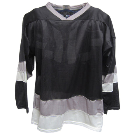AK Select Series Jersey - Black-White-Grey
