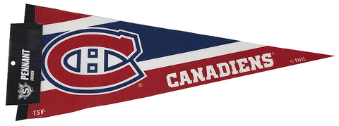 Montreal Canadiens NHL - Premium Collector Pennant