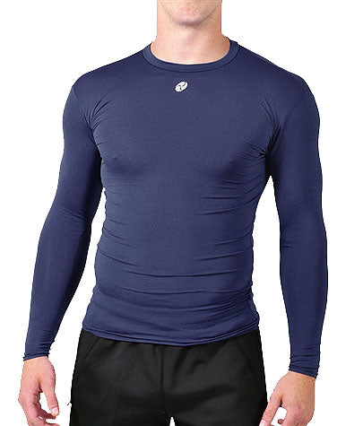 Firstar - CLOSE CALL Long Sleeve Top - Navy