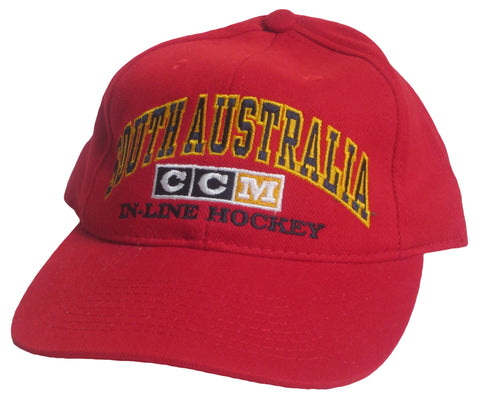 South Australian Inline Hockey - CCM Snapback Adjustable Hat