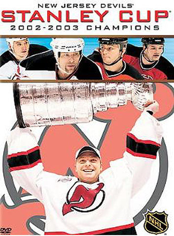 New Jersey Devils 2003 Stanley Cup Champs - DVD