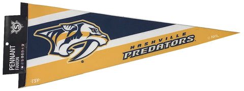 Nashville Predators NHL - Premium Collector Pennant