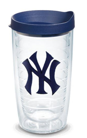 New York Yankees MLB 16oz Tervis Tumbler With Lid